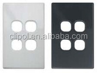 domestic stainless steel switches plates