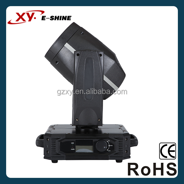 mini led projector stage lighting Sharpy 5r 200w beam moving head light