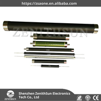 High Power Thick Film High Voltage Resistor 300W50M 5%