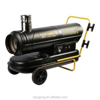 Indirect Diesel Heater Burning Fuel Kerosene Oil Fan