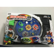 china plastic rapidity beyblade toy