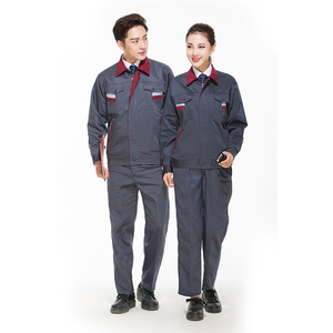 wholesale high quality cheap price China factory workwear uniform