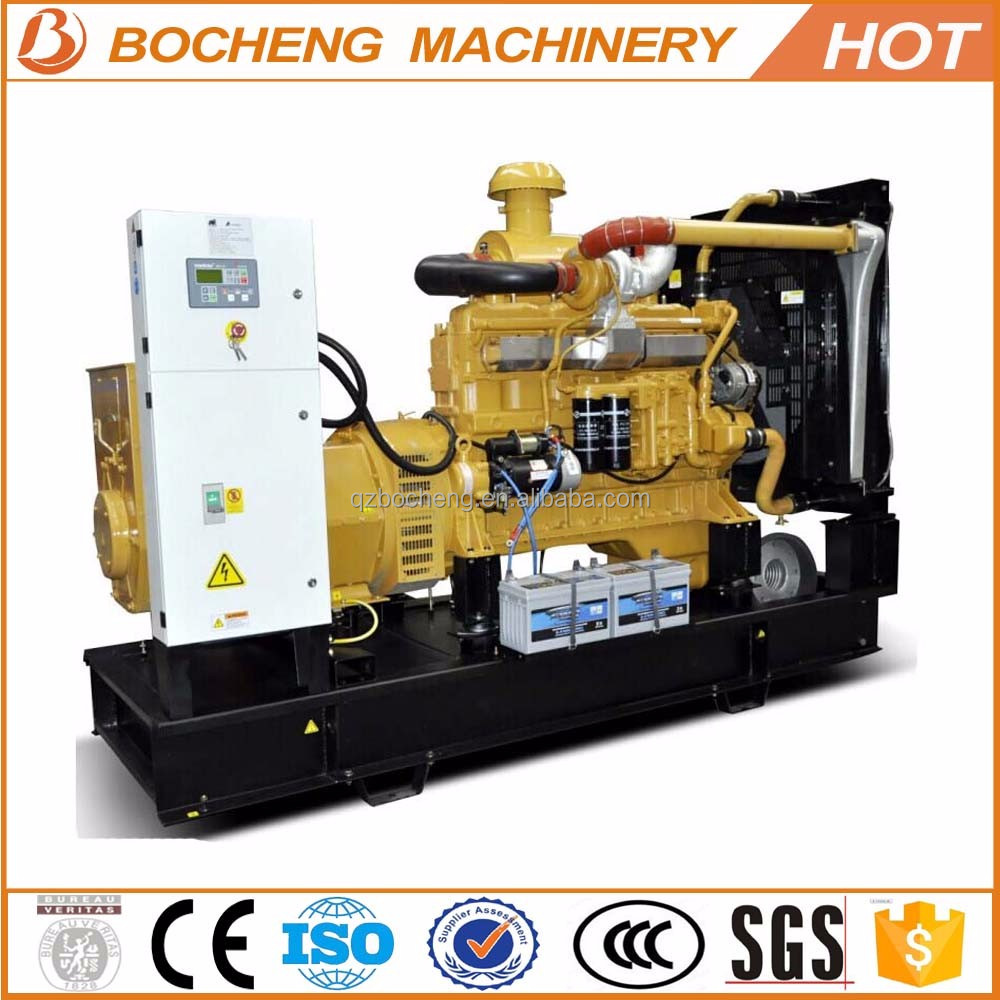 300 kva diesel power open type gensets for sale