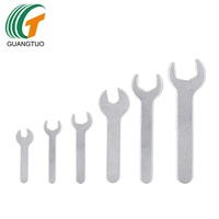 Supper Mini Stamped Hex Single Open End Wrench Spanner