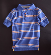 Kids <span class=keywords><strong>jongens</strong></span> polo <span class=keywords><strong>shirts</strong></span> groothandel strepen supply type poloshirt