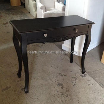 Phenomenal Classic French Country Style Wood Carved Antique Black Console Table Buy Antique Console Table Antique Black Console Table French Style Antique Gmtry Best Dining Table And Chair Ideas Images Gmtryco