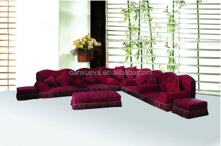 Danxueya Arabic Majlis Set Arab Floor Sofa Arabian High