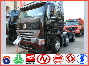 china brand new sinotruck howo a7 tractor truck 62 330hp