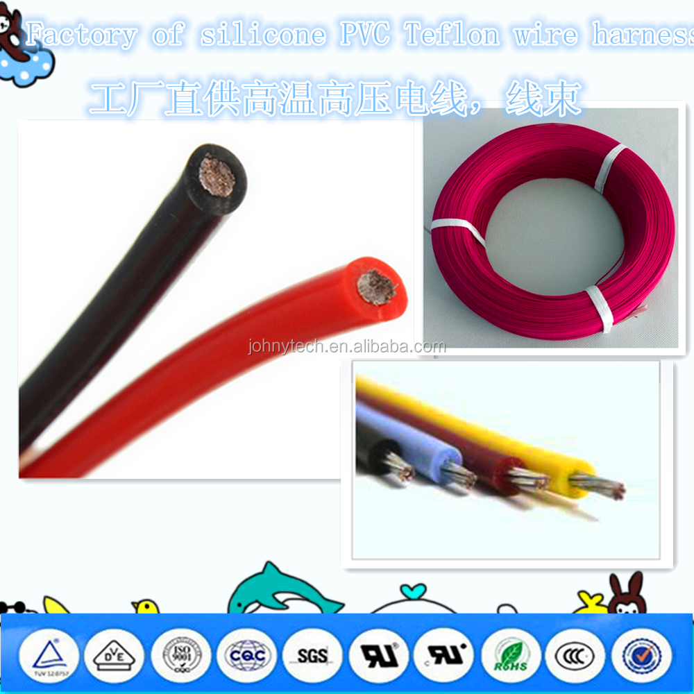 UL3239 high voltage heat resistance silicone wire and cable