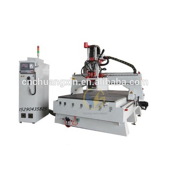 China Aluminum Acrylic Cutting 1325 Atc Wood Cnc Router Machine Price