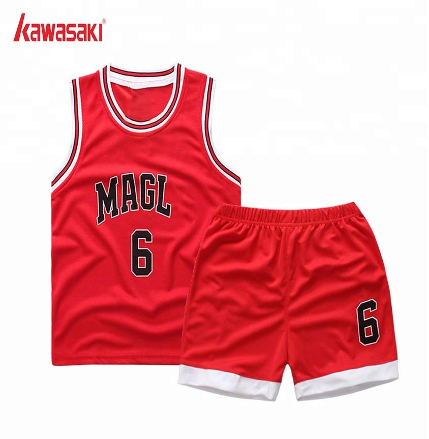 56e7a5e5ff16 China Quick Dry Custom Design Basketball Jersey
