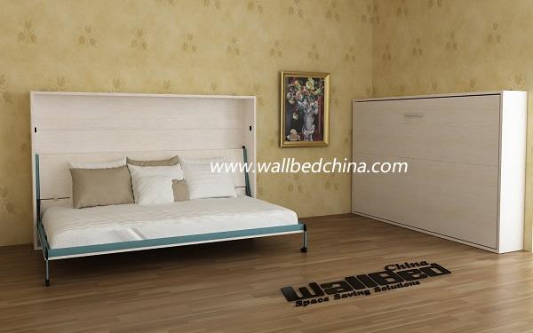 horizotal schrankbetten klappbett mechanismus bett produkt. Black Bedroom Furniture Sets. Home Design Ideas
