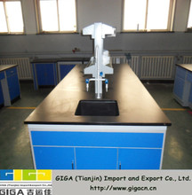 New design lab table with sink for biology labouratory