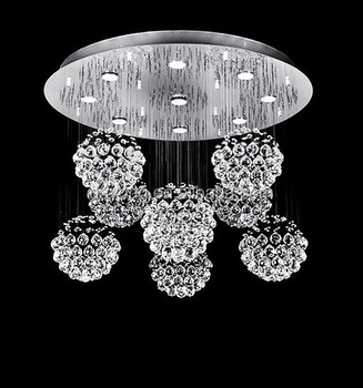 Modern Luxury Chandelier In Hotel