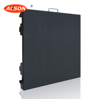 High refresh SMD P5 outdoor led vision display screen for stage background