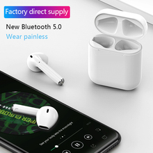 Popular I9 TWS Earphones Wireless BT 5.0 earphone Touch Control Stereo earbuds for iPhone Huawei i10 i11 i9S i12 tws