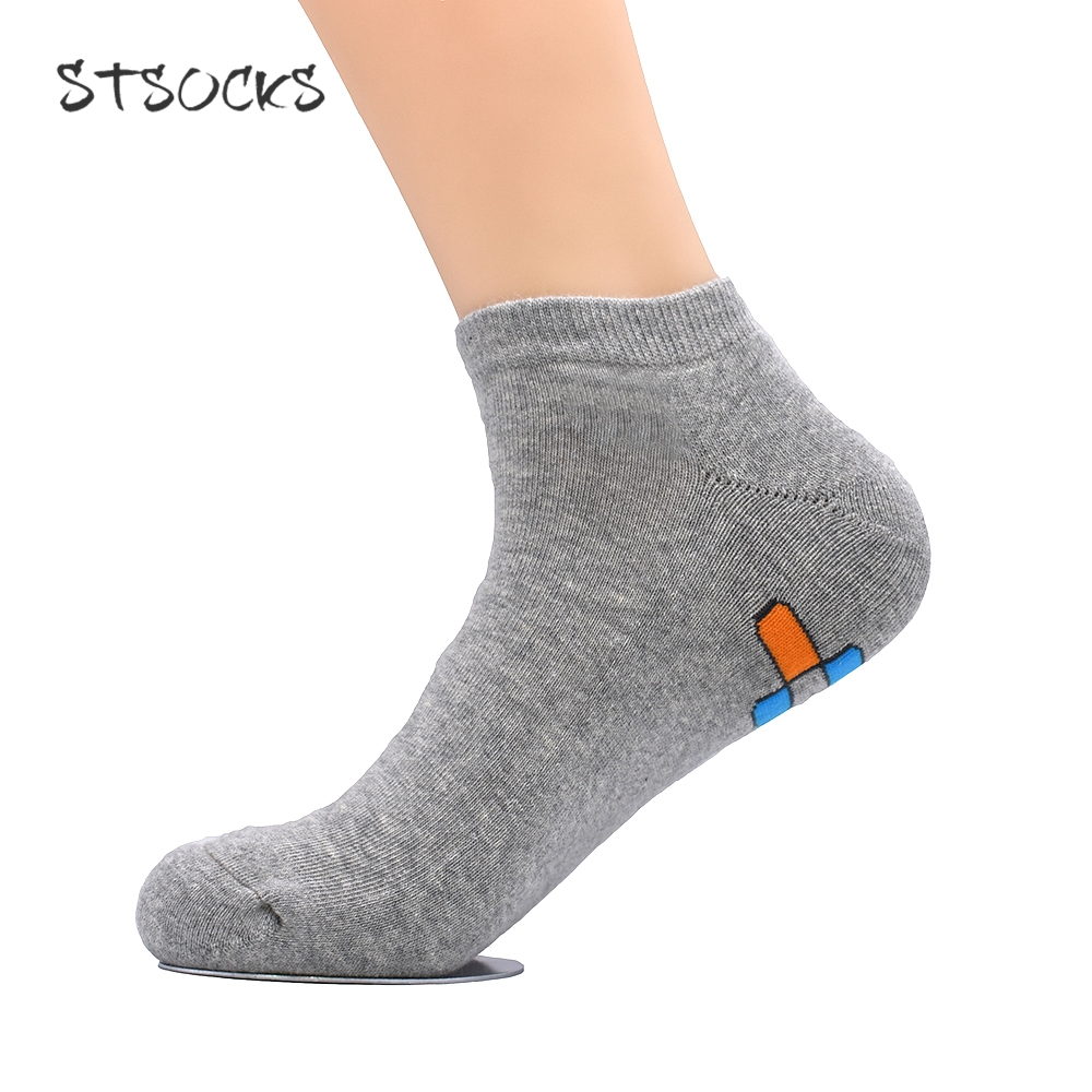 1pair Women Bamboo Fiber Invisible Nonslip Loafer Low Cut No Show Boat Socks Hot Sale Gray Hottest Available In Various Designs And Specifications For Your Selection Sock Slippers