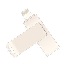 Swivel Flash Drive for iPhone iPad iPod External Storage Memory Expansion USB Stick 32GB