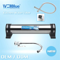 Best Kitchen water filter 304 ss reviews ( 1000L/HR Remove 99.9% colloid,sedment, rust )