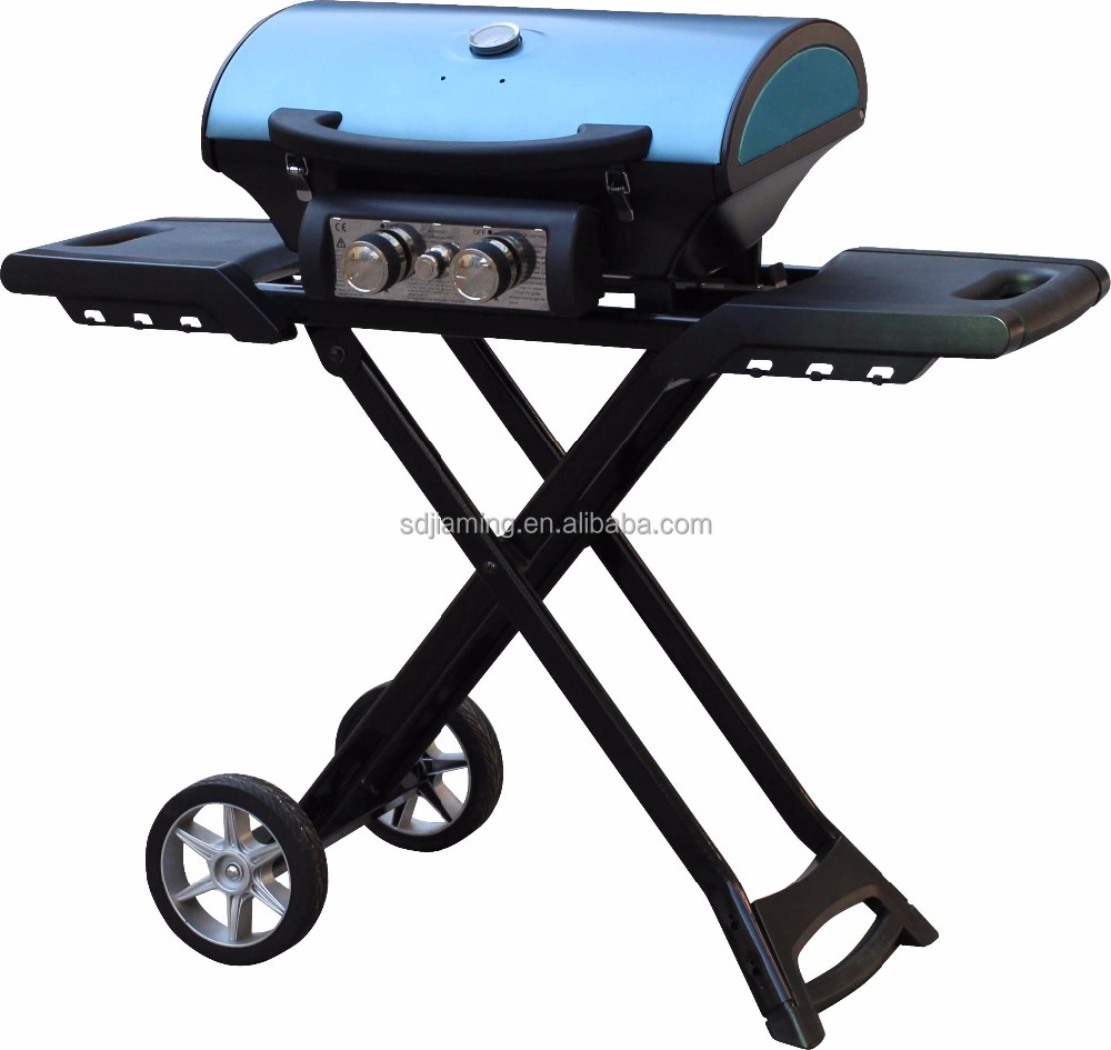 Heavy Duty All'aperto Senza Fumo Barbecue A Gas Griglie