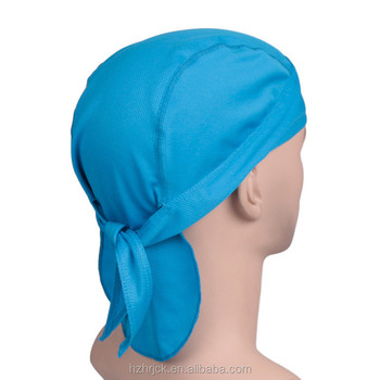Biker Head Scarf Pirate Fitted Bandana Bicycle Bike Bandana