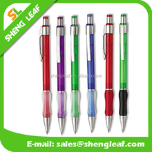 Best selling plastic ballpoint pull out banner pen