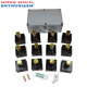 12 pcs receiver fireworks firing system for stage indoor cold fountain