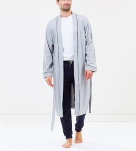 f891da0401 China Mens 100% Cotton Robe