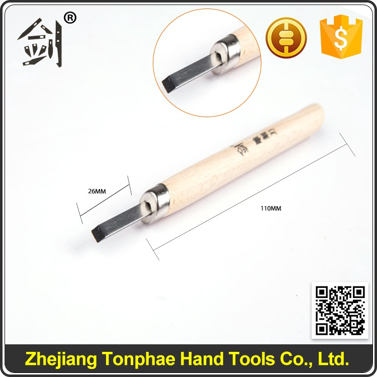 China Factory Top Quality Carving Tools for Wood Carving