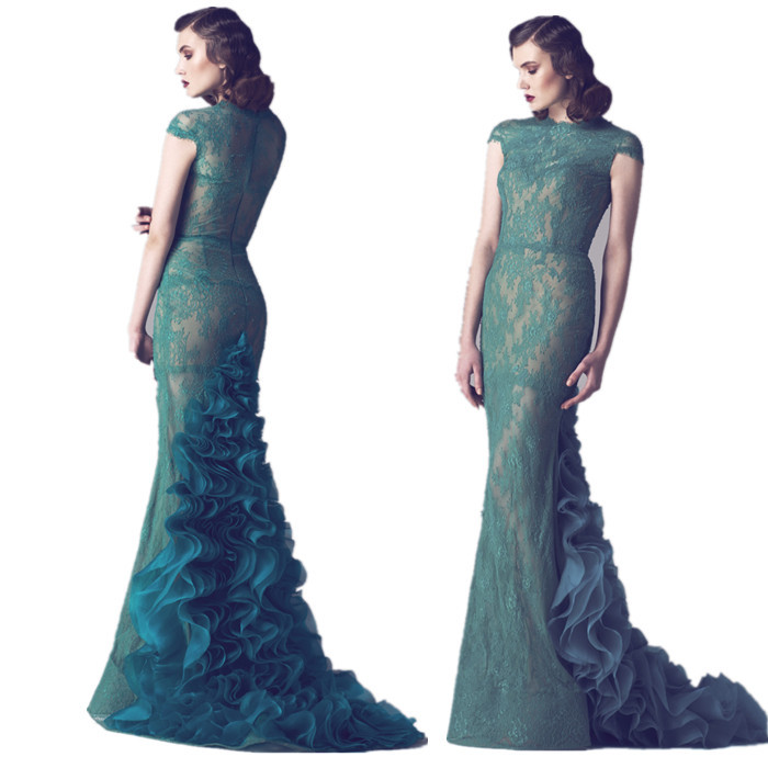 Cheap Lace Emerald Green Dress, find Lace Emerald Green Dress deals ...