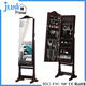 Wholesale jewelry storage and mirror jewelry cabinet for bedroom