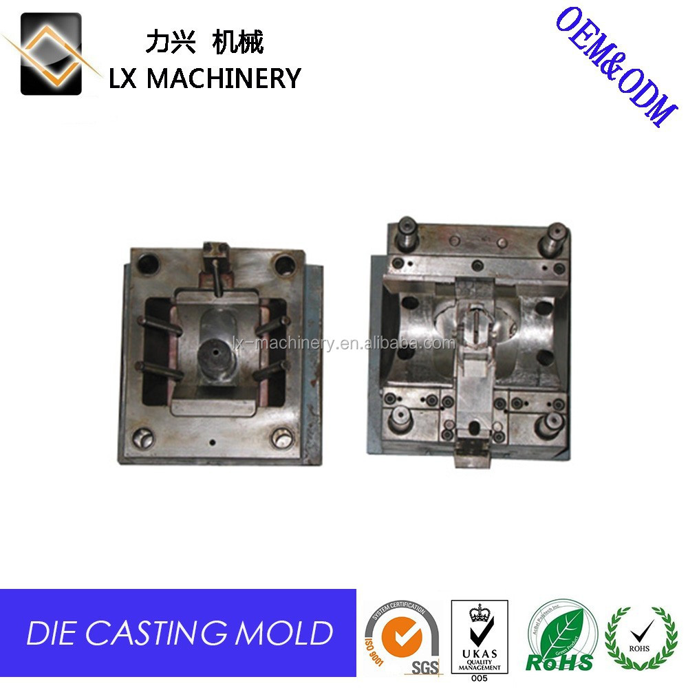 Ningbo China Precision Die Casting Injection Mould For Sale