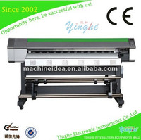 Fabric directly printing dx5 inkjet wide format printer
