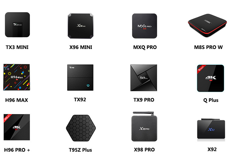 New Products 2018 Best Android Tv Box Lifetime Free Iptv Subscription Europe Usa Germany Italy Greece Channels Arabic Iptv Box