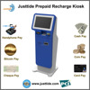 Factory Price Touch Screen Bill Accepter Kiosk