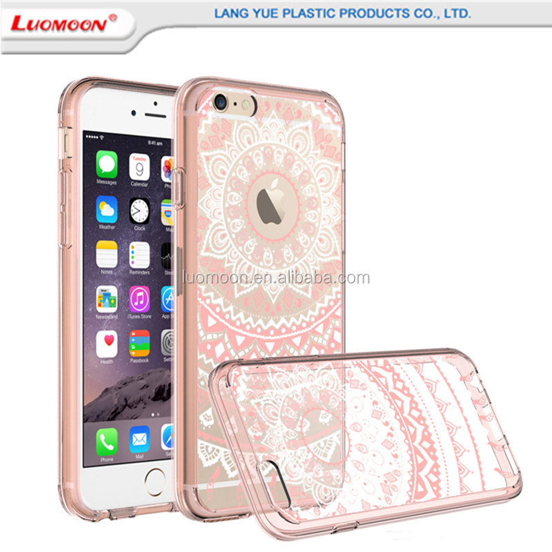 Factory Price 5 Colors 3D Flower Relief Cover Case For Sony XZ premium,Clear Transparent Acrylic PC Mobile Phone Case For Sony