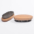 New products oval beard brush with bamboo boar bristles men beard grooming brush