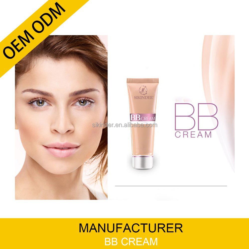 OEM/ODM BB Cream face whitening cream supply private label <strong>nature</strong>