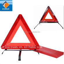 CY Car Emergency Kits Safety Warning Triangle and Reflective Vest