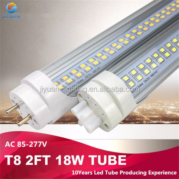 purple 365nm 4ft 18w LED TUBE T8 uv led germicidal lamp