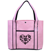 Utility Promotional High Quality Cotton Canvas Ladies Tote Bag