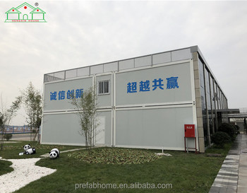Repeat using labor camp container house perfabricated labor camp