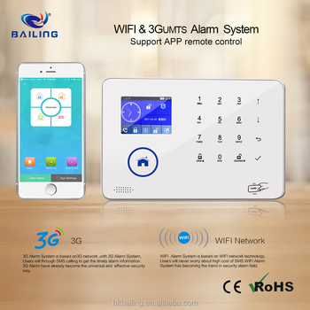 Android And Ios Smart Control Wifi 3g Umts Wireless Home Gsm