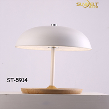 ST-5914-1 sunbelt Acrylic and solid wooden table lamp,American country table lamp for kids study