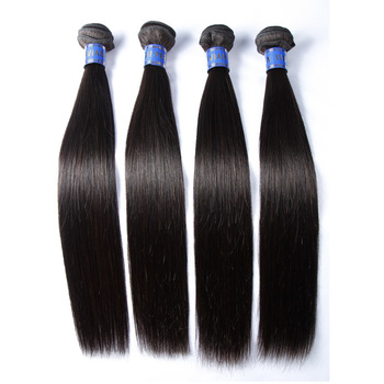 14 16 18 Inch Free Shipping 7A Peruvian Virgin Remy Straight Hair