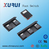 10A 250V foot switch steel pedal with rubber / 3 pedal medical foot switch / electric control foot switch china manufactory