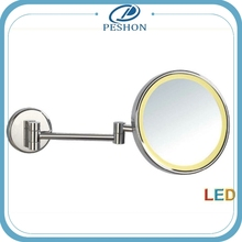 HL830-1 new magnifying compact mirror with led light