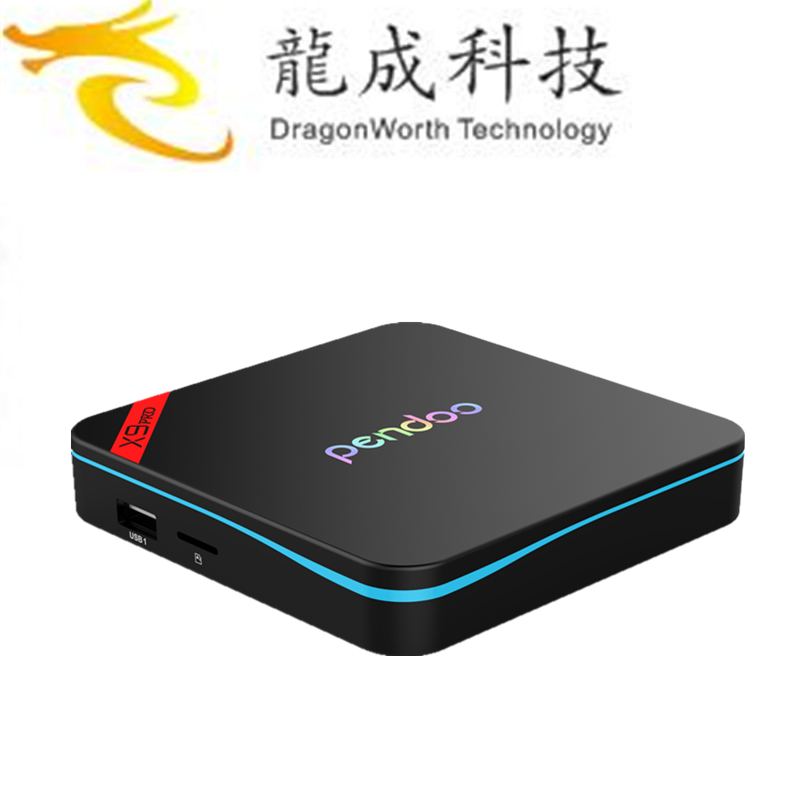 Pendoo X9 Pro S912 3G 32G digital <strong>tv</strong> converter <strong>box</strong> smart <strong>dongle</strong> android BT 4.0 Android 6.0 <strong>TV</strong> <strong>Box</strong>