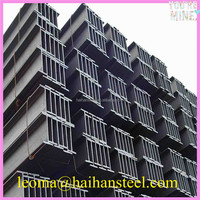 Q235 steel h beams for sale from alibaba china supplier