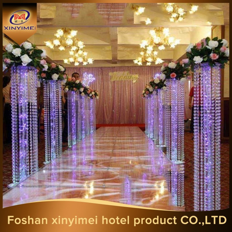 Wedding Flower Pillar Suppliers And Manufacturers At Alibaba